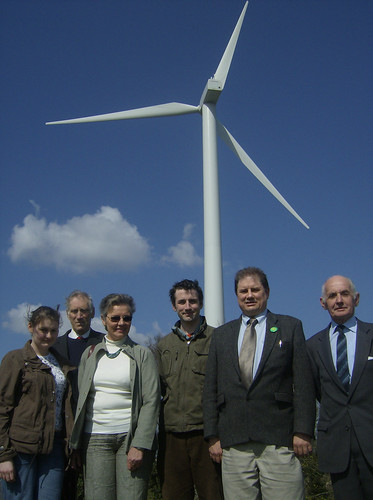 Why not have Wind Turbines in the Centre of all our towns where the demand exists and reduce rates for all ratepayers