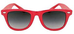red wayfarer
