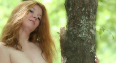 Pure Beauty (mikemann05) Tags: nature beautiful photoshop dof wife femalemodel canonxt impliednudity