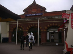 Picture of East Putney Station