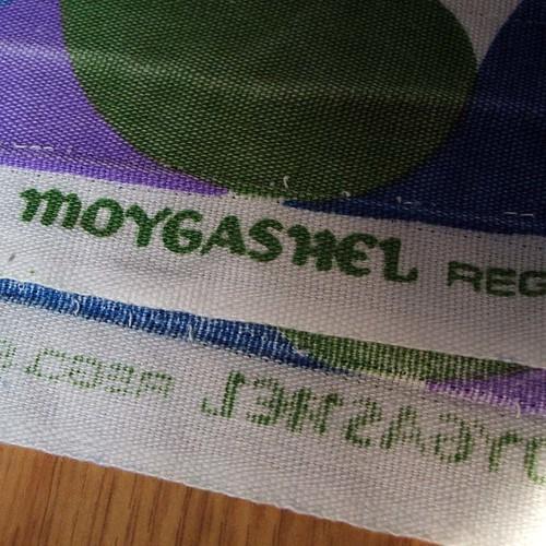 Moygashel Pinto fabric