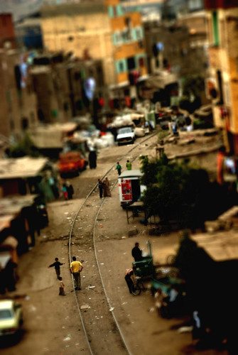 Back Alley Cairo