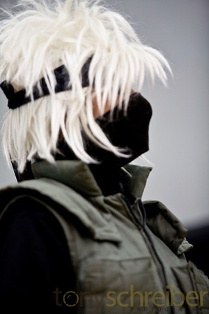 NARUTO—ナルト— はたけ カカシ コスプレ写真
