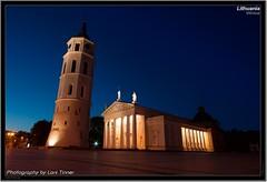 Lithuania (Lars Tinner) Tags: night nightshot nacht lithuania vilnius litauen wwwtinnersg httpwwwtinnersg tinnersg