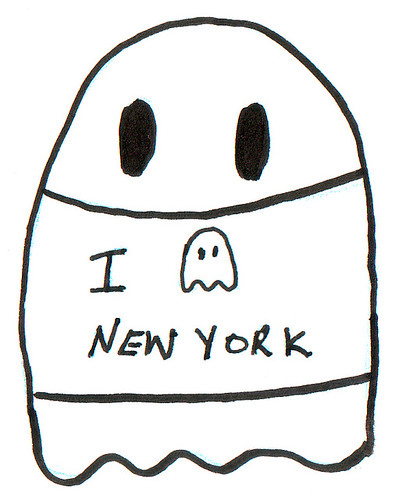 366 Cartoons - 175 - New York