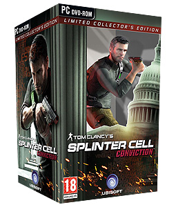 Splinter Cell Conviction Collector (PC)