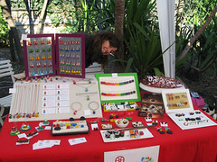 Vintage Market @ Circolo degli Artisti (OfficineCreative) Tags: show booth display market handmade craft polymerclay fimo esposizione cernit mercatino banchetto circolodegliartisti xmasmarket espositori mercatinonatalizio officinecreative
