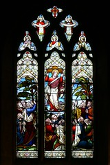 East window - radway