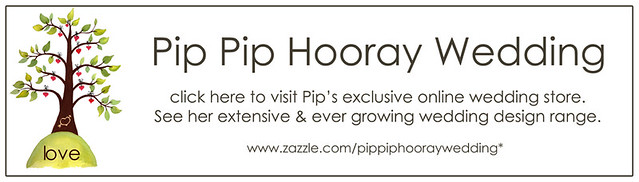 Click here to view Pip's specialized & exclusive Wedding Designer Store