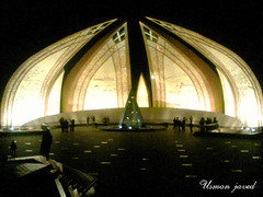 pakistan monument (Usman.Javed) Tags: pakistan monument islamabad shakarparian