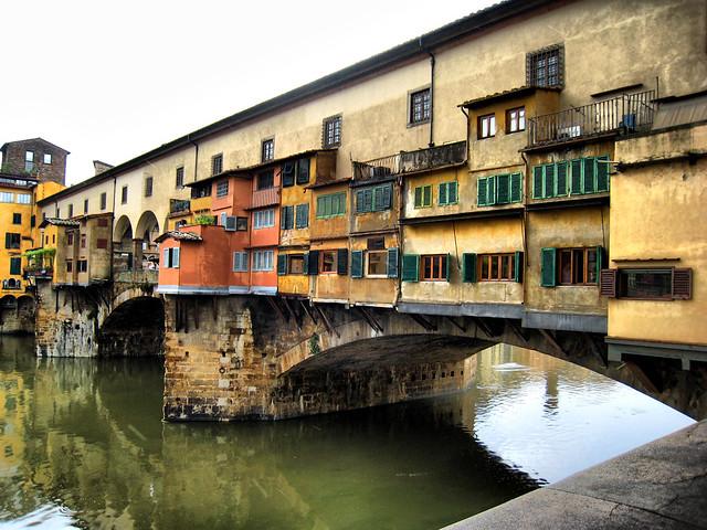 Ponte Vecchio detail