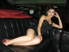 吉盛伟邦夏日激情回顾亚运,老爷车携手艺优靓模巡回展 (zikay's photography(no PS)) Tags: girl model 走光 车模 商场 露底