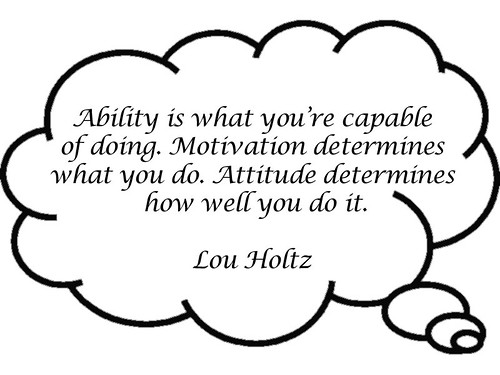 Ability Is ...