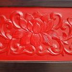 Red lotus flower thumbnail
