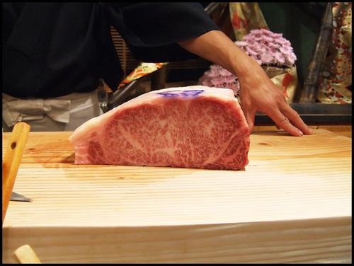 Urasawa (Los Angeles) - A10 Kobe beef