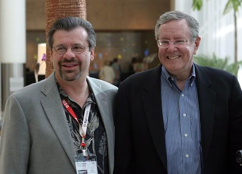 Rick Schwartz en T.R.A.F.F.I.C. 2007