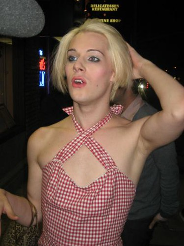 Chris Crocker naked. Your Ad Here. What will his sweet little grandmother ...
