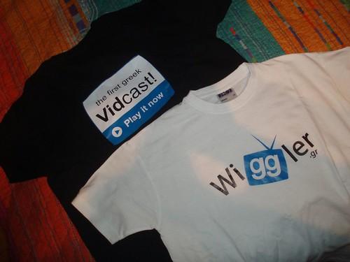 Wiggler μπλούζα