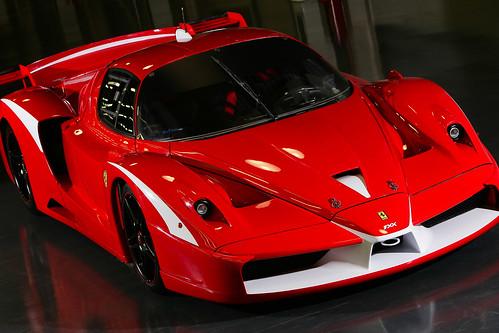 2009 Ferrari Fxx Evoluzione. Ferrari FXX Evoluzione