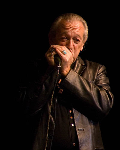 Charlie Musselwhite @ Morristown