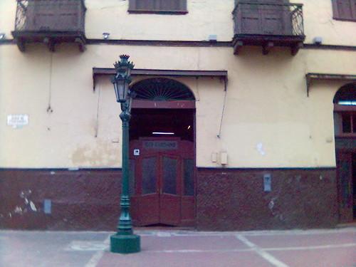 Cordano, Centro de Lima