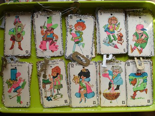 traycards