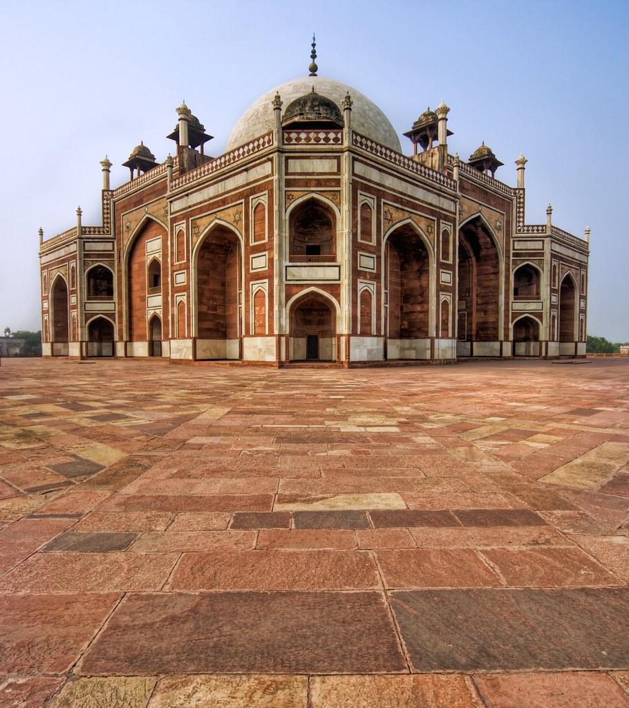 Stonework of the Mughals