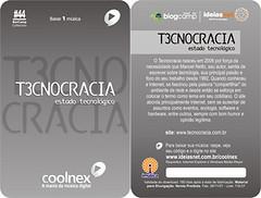 Coolnex Card Tecnocracia