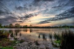 Vogelstang lake (eurodrifter) Tags: germany canonxt 200v mannheim hdr canon1022mm nickribaudo eurodrifter dynamicphotohdr volgelstang
