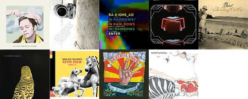 favorite albums of 2007