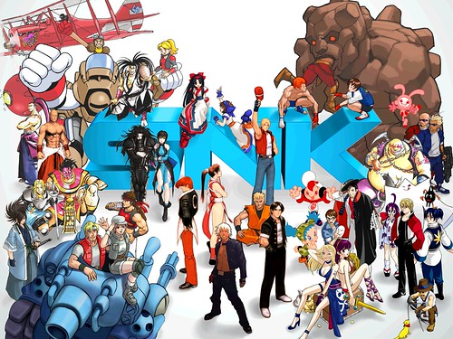 SNK FOR EVER