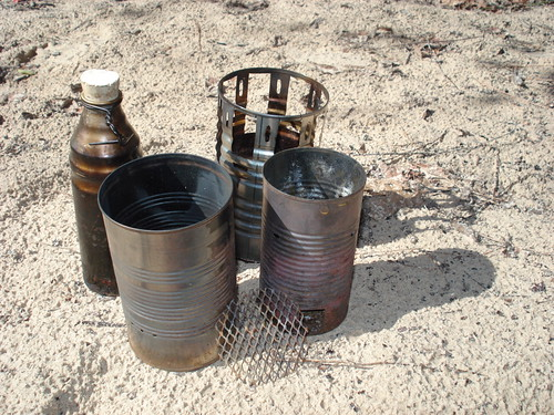 how to make rice husk gasifier stove