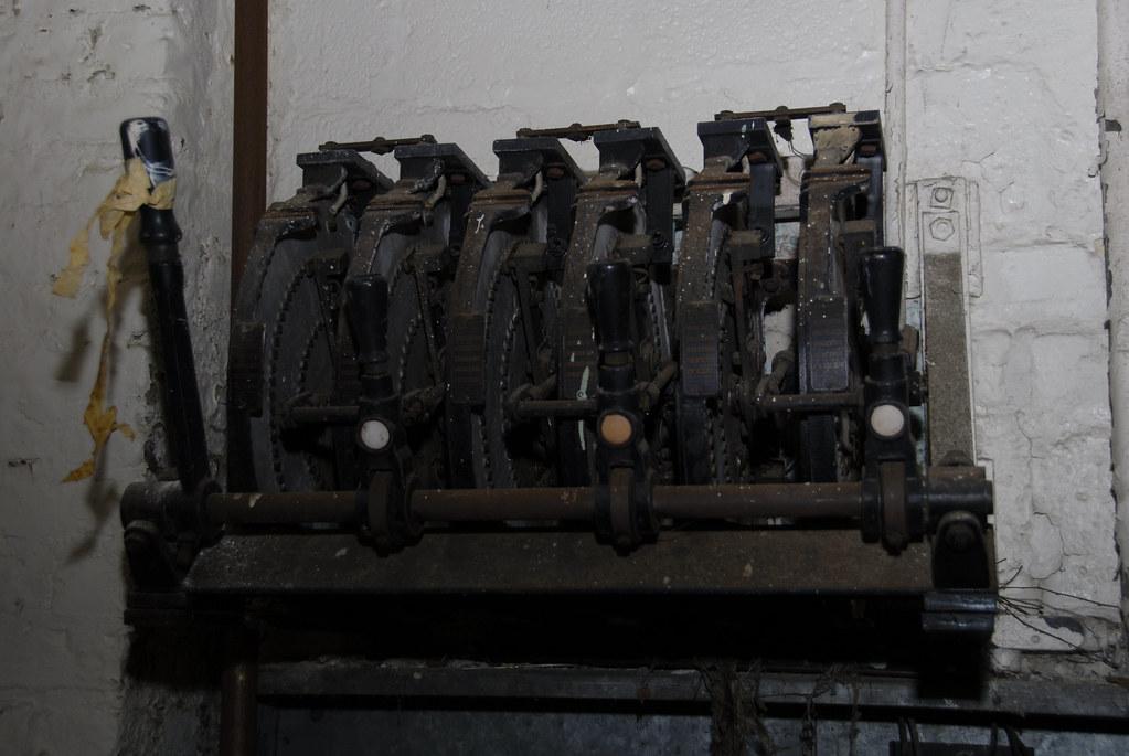 Old School Light Controls