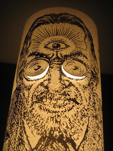 R. Crumb's Underground exhibit opening, Frye Museum, Seattle, 01/25/08