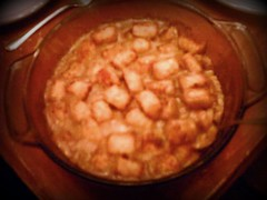 tator tot hotdish - gluten free!