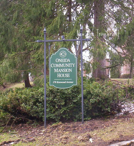 Mansion House Sign