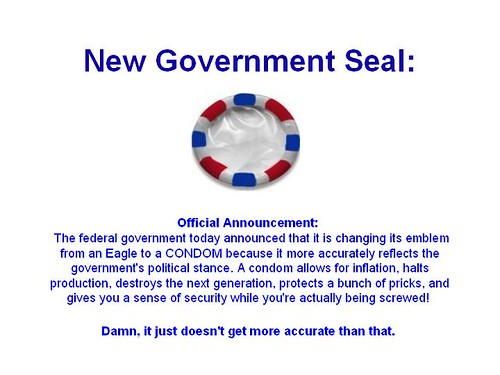 New Government Seal