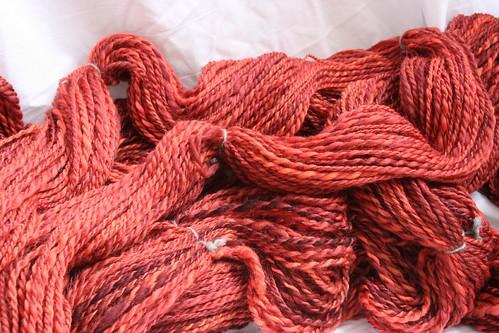 Fire Yarn