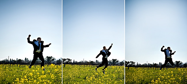 P jump