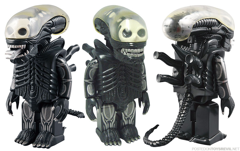 Medicom Toy Alien 400/% Kubrick