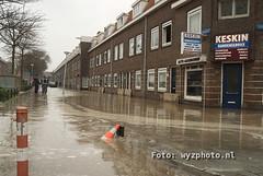 wateroverlast violierstraat