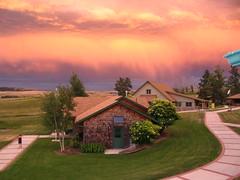 spectacular Montana sky
