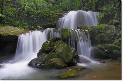 Double waterfall 2