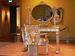 le mobilier de la duchesse du Berry (amartinezdb) Tags: de la louvre le sancy diamants courrone