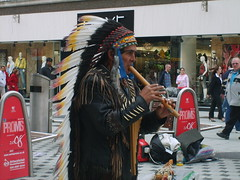 April 4th (amydavies87) Tags: musician music costume flute nativeamerican