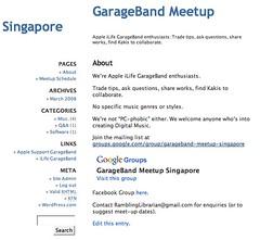 About « Gahttp://www.blogger.com/img/gl.link.gifrageBand Meetup Singapore