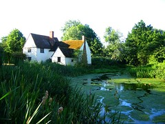 Willie Lott\'s Cottage, Flatford, Suffolk