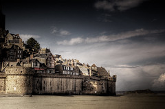Mont-Saint-Michel (Normandy, France) (Cou