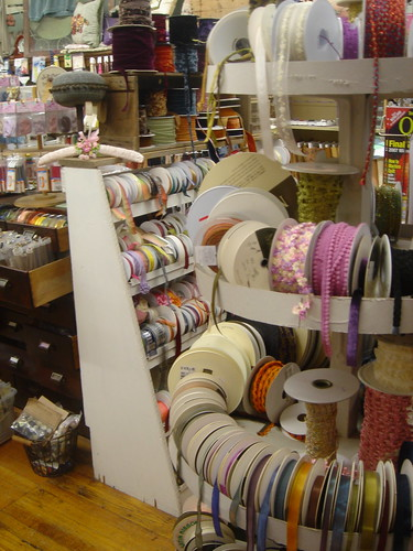 Ribbons @ Attic Heirlooms