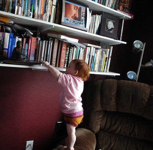 Our little climber